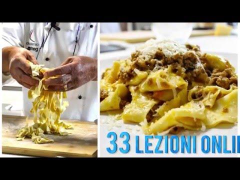 Corso Di Cucina Online Youtube