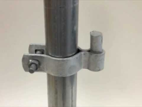 Male Gate Hinge Chain Link Fence Fittings YouTube