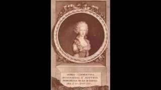 Archduchess Maria Clementina of Austria, Hereditary Princess of Naples