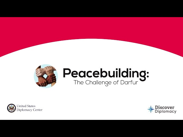 Peacebuilding Diplomatic Simulation: Consequences of a Determination of Genocide
