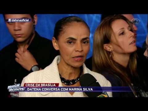 Marina Silva: Eleições de 2014 foi uma fraude