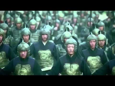 HD Trailer THE GODS 2016    Luo Jin Wang Likun,