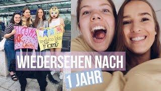 BESTE FREUNDIN NACH 1 JAHR WIEDERSEHEN// Hannah
