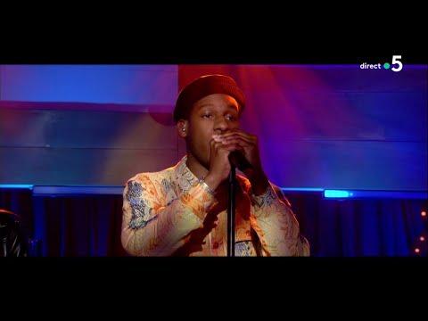 Le live : Leon Bridges - C à Vous - 15/05/2018