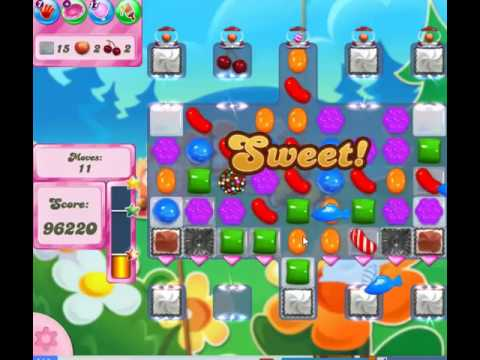 Candy Crush Saga level 2489(HARD LEVEL)