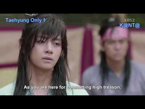 [ENG SUB] Hwarang (화랑)~ Taehyung Cuts Ep.4