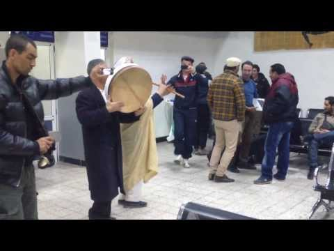 The fun loving people of Algeria...