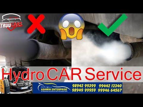 [தமிழில்]🔥Hydro Car Service | Carbon cleaning For Cars, Bike, Bus - Ashwin Enterprise in Tamil Nos2