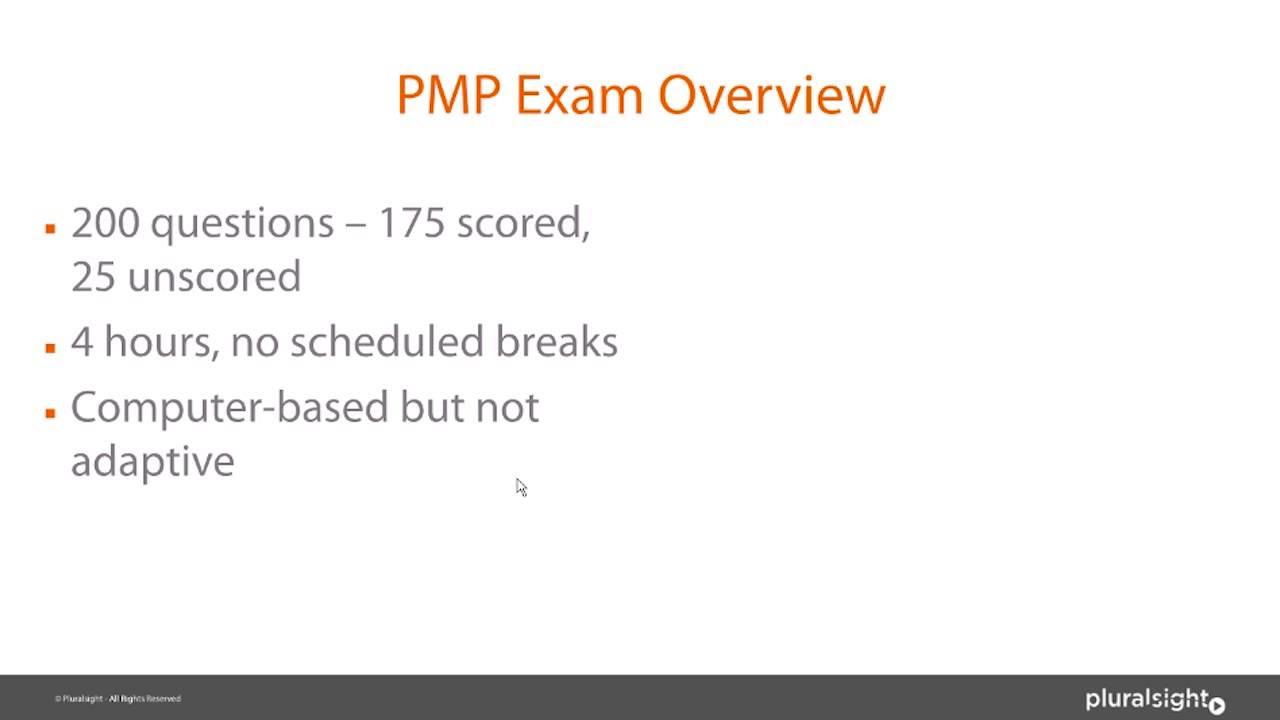 Pmp exam preparation pluralsight youtube pmp exam preparation pluralsight xflitez Choice Image