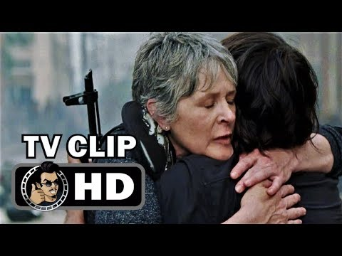 THE WALKING DEAD Season 8 Official Clip (HD) Melissa Mcbride AMC Series