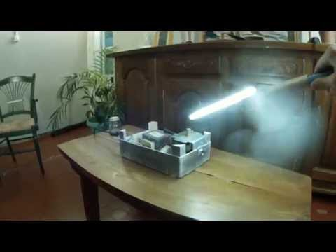 Dangerous Magnetron from Microwave Oven 1