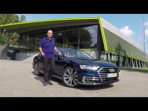 2018 Audi A8 - Test Drive Video Review
