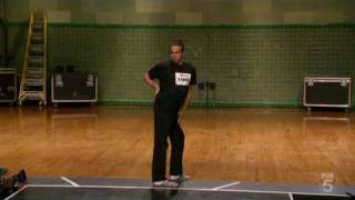 Robert Muraine so you think you can dance audition.avi