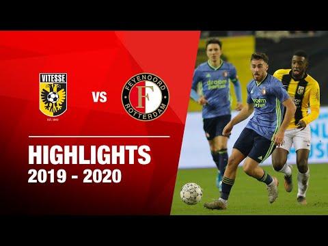 Highlights   Vitesse - Feyenoord   2019-2020