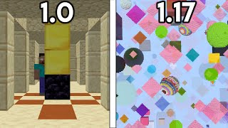 Minecraft's History of Easter Eggs