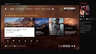 Battlefield 1 Livestream (2)