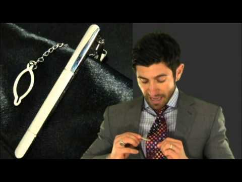 cd1f0f059585 Tie Bar and Tie Chain - I Am Alpha M