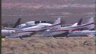 科学映像館(宇宙) Space Ship One Test Flight MOJAVE AIRPORT
