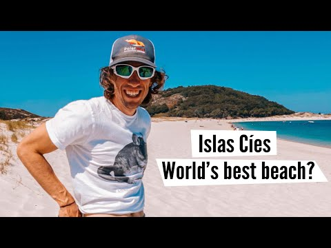 Sailing To Islas Cíes: The Best Beach In The World.  #21