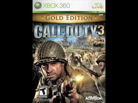 Call Of Duty 3 Menu Theme