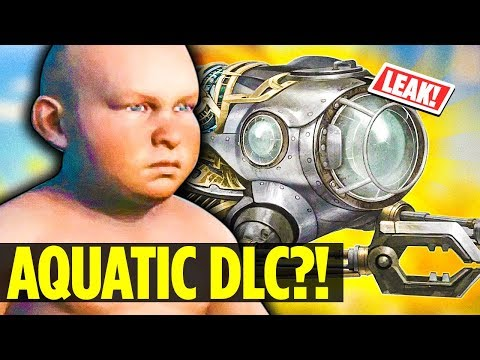 THIS is coming to ATLAS soon! Ark: Survival Evolved Atlas - What's new? Submarine, Toddler, Skins!