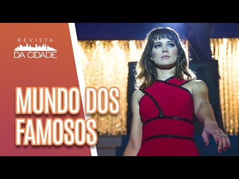 Clara Vai Terminar SOZINHA? + Evaristo Costa Dublador - Revista Da Cidade (24/04/2018)