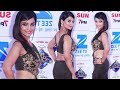 Nagin Serial Actress Adaa Khan At The Grand Celebration Of Zee Rishtey Awards 2017