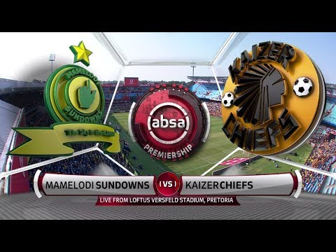 Absa Premiership 2018/19 | Mamelodi Sundowns vs Kaizer Chiefs