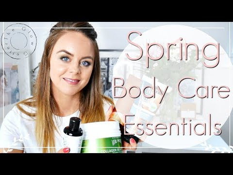 Spring Bodycare Essentials - Beauty Heroes / Natural Organic Body Care