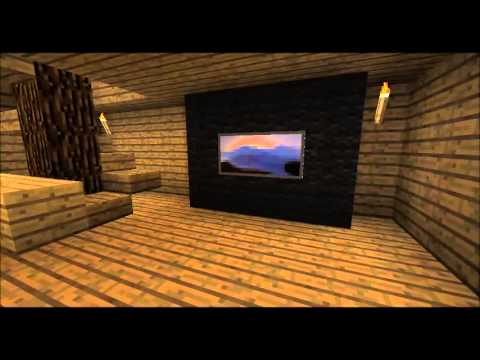 Minecraft survival single player 39 huis inrichten 39 part 5 for Huis inrichten
