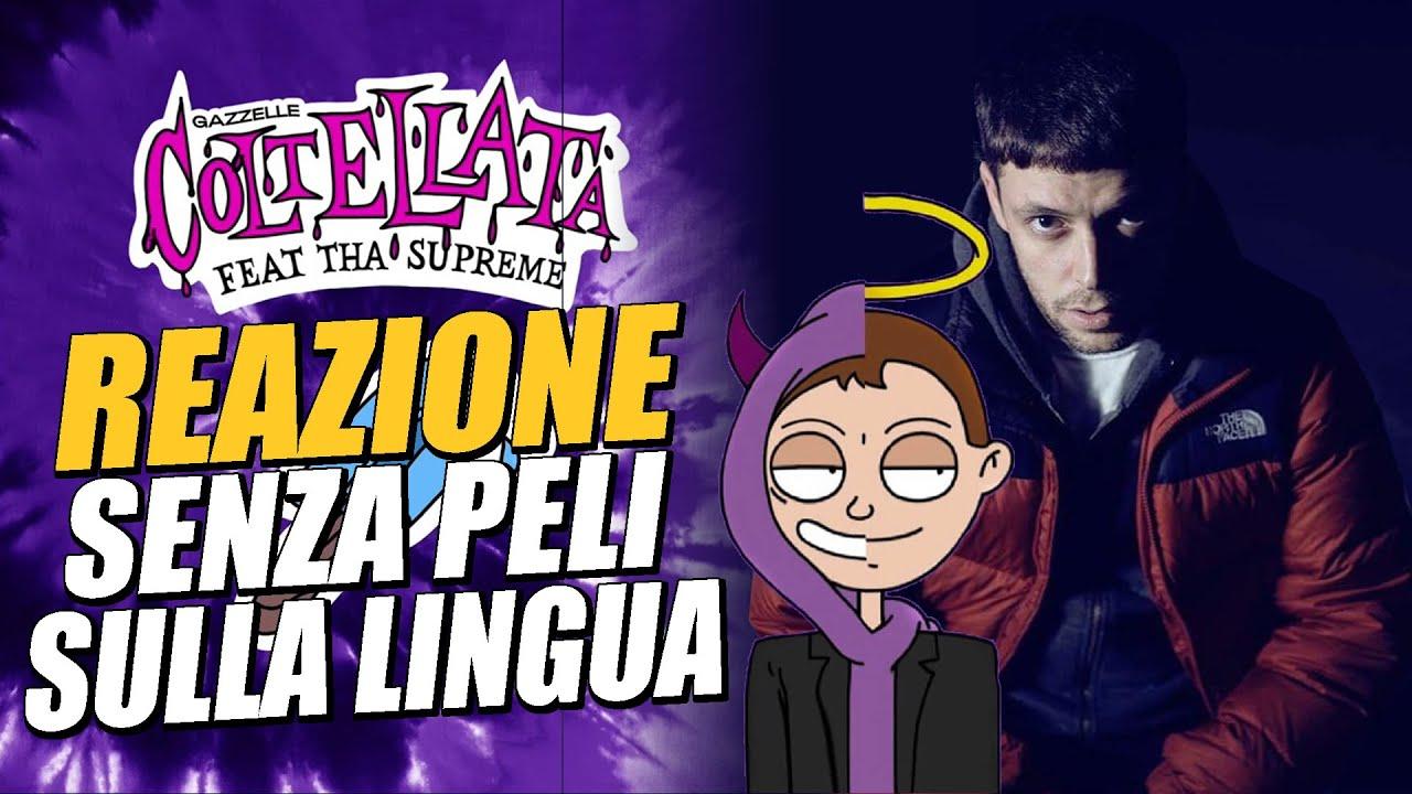 Download COLTELLATA - GAZZELLE ft THA SUPREME | REAZIONE e ANALISI