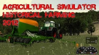 Agricultural Simulator Historical Farming 2012 Gameplay (HD)