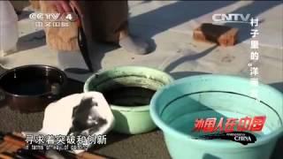 """20150214 外国人在中国  村子里的""""洋画家"""""""