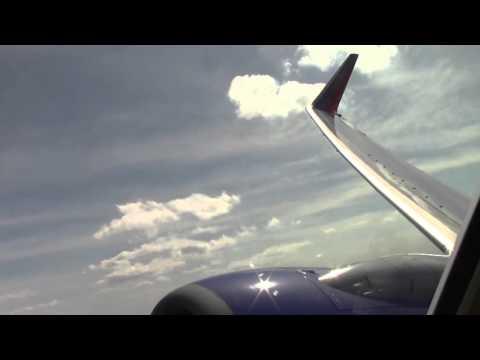 Southwest B737 700WL (Full Flight) KMDW-KROC