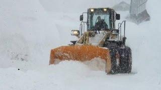 青森・酸ケ湯で最深積雪記録更新