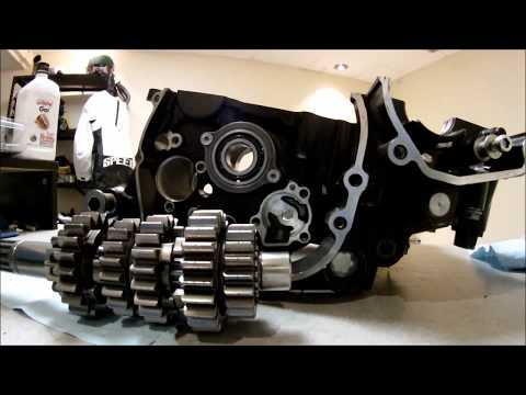 Turbo Kawasaki Ninja ZX10R Engine Build, part 1