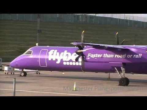 Plane Spotting At (BHX) Birmingham Airport Part 1 Landing And Taking Off On The 21/04/2016