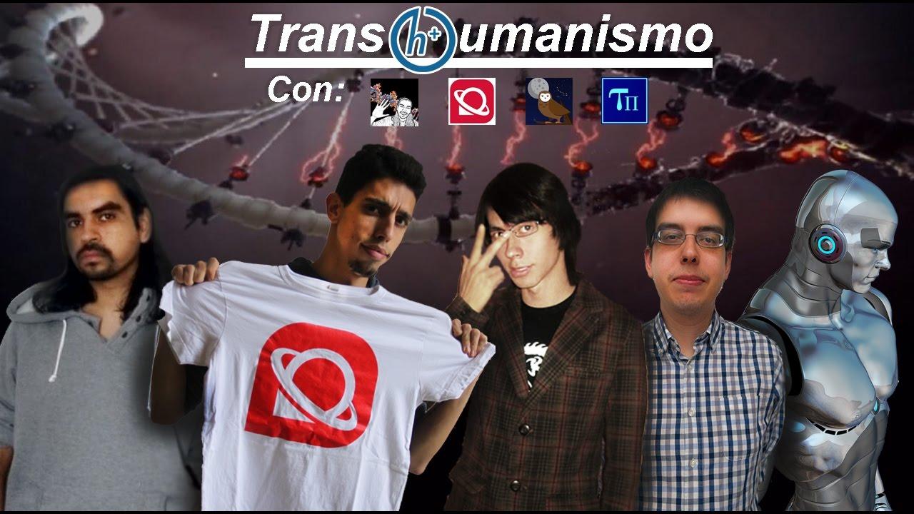 TransHumanismo | ft. Jordan, TeoremaPi, P. Cosmos | #AbrilVideosMil | 09