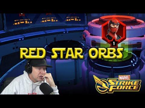$41 Worth Of Red Star RNG Garbage - Marvel Strike Force - MSF