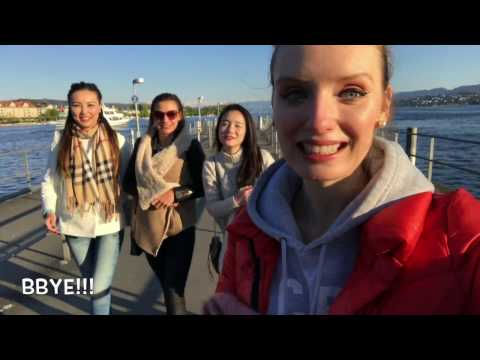 VLOG 87: Four Countries On A layover Together! Zurich Again!