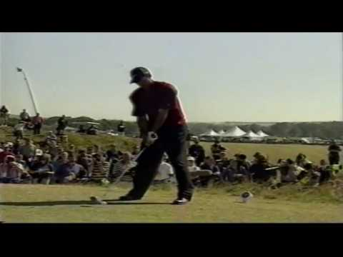 Tiger Wood Open St Andrews 2000 - Final Round