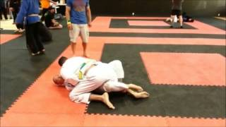Tony Rodriguez (Phoenix BJJ & MMA Academy) Match 2 at Siege MMA's Tournament