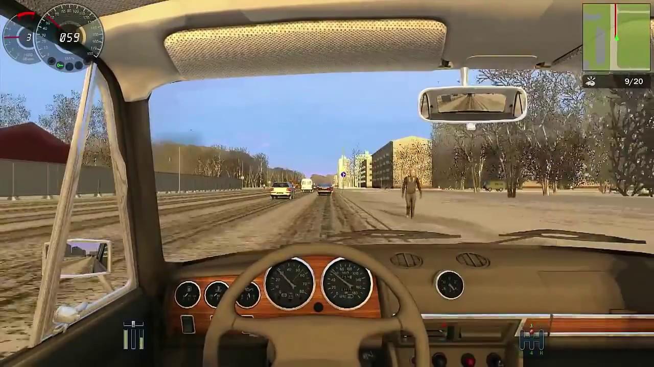 Симулятор водителя Займ в тренажерном зале © Управление карьерой Игра 3D
