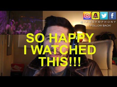 Touch Acoustic - Little Mix MTV Live Stream  (REACTION)