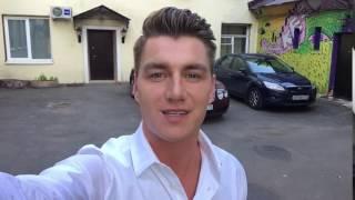 Видео привет от Алексея Воробьёва