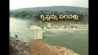 Water from Galeru-Nagari Project | Released to Gandikota Reservior