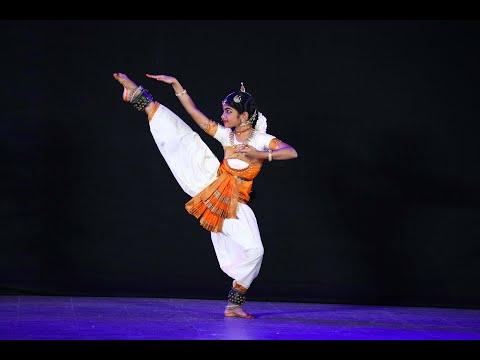 10 year old Srinidhi Nandagopal (Tapasya Batch) - Sridevi Nrithyalaya - Bharathanatyam Dance