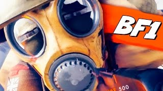КОМАНДНАЯ РАБОТА НА ВОЙНЕ! (Battlefield 1)