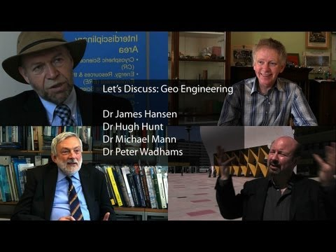 "Let's Discuss ""Climate Engineering"" #geoengineering"