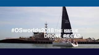 Offshore Sailing World Championship 2018 - drone recap July 18th